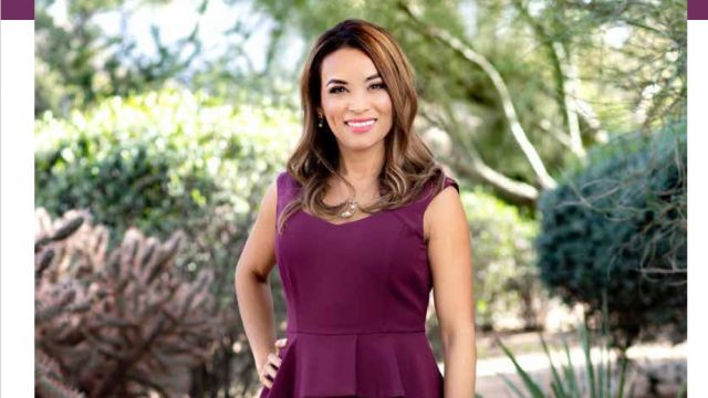 Dr. Sara is a woman of influence in North Scottsdale