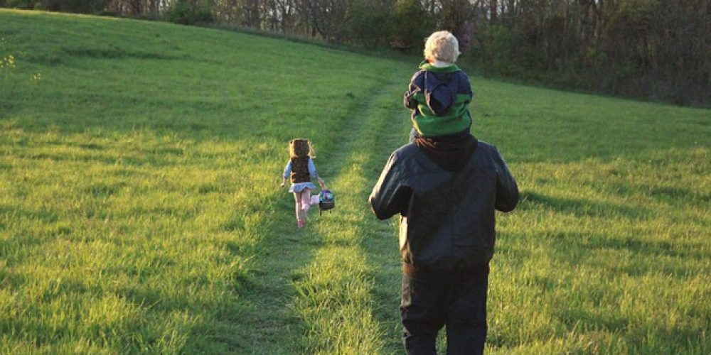 How walking outdoors can improve your sleep