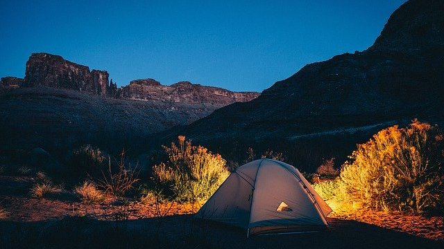 Going camping? Snoring can ruin your trip