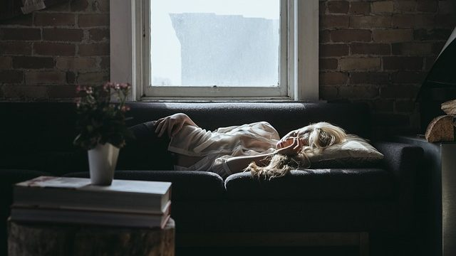 Sleep Apnea can be linked to depression